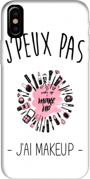 Capa Je peux pas jai makeup para iphone-8