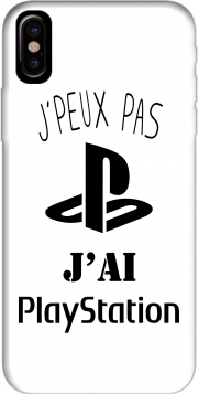Capa Je peux pas jai playstation para iphone-8