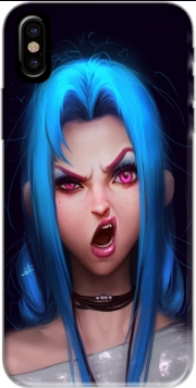Capa Jinx Lockscreen para iphone-8