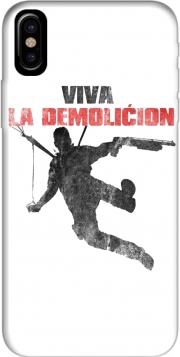 Capa Just Cause Viva La Demolition para iphone-8