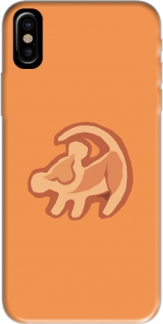Capa Lion King Symbol by Rafiki para iphone-8