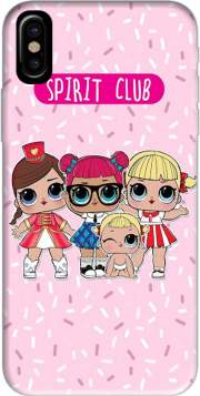 Capa Lol Surprise Dolls Cartoon para iphone-8
