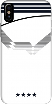 Capa Maillot Allemagne para iphone-8