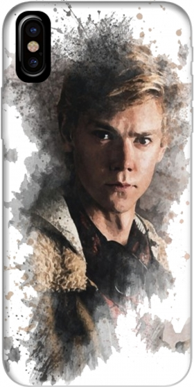 Capa Maze Runner brodie sangster para Iphone X / Iphone XS