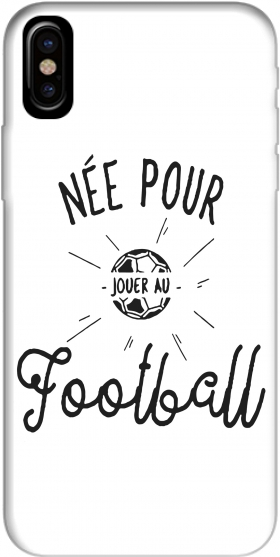 Capa Nee pour jouer au football para Iphone X / Iphone XS
