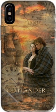 Capa Outlander Collage para iphone-8