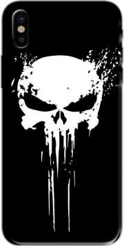 Capa Punisher Skull para iphone-8