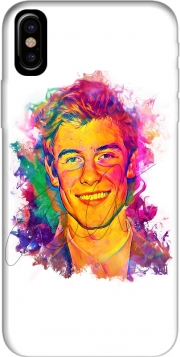 Capa Shawn Mendes - Ink Art 1998 para iphone-8