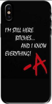 Capa Still Here - Pretty Little Liars para iphone-8