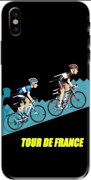 Capa Tour de france para iphone-8