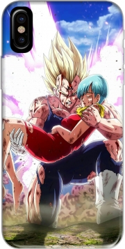 Capa Vegeta And Bulma para iphone-8