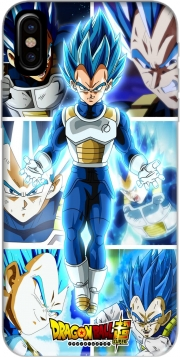 Capa Vegeta SSJ Blue para iphone-8