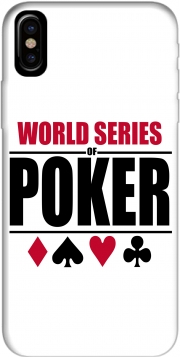 Capa World Series Of Poker para iphone-8