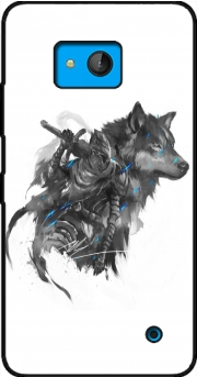 Capa artorias and sif para Microsoft Lumia 640