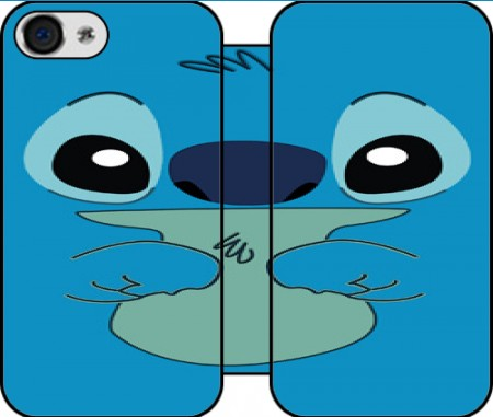 portfolio capa Stich para Iphone 4